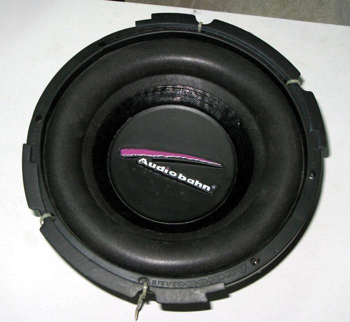 Электро-акустическое устройство   Audiobahn 10 электро акустическое устройство kasun 10 ktv kfd 10c14