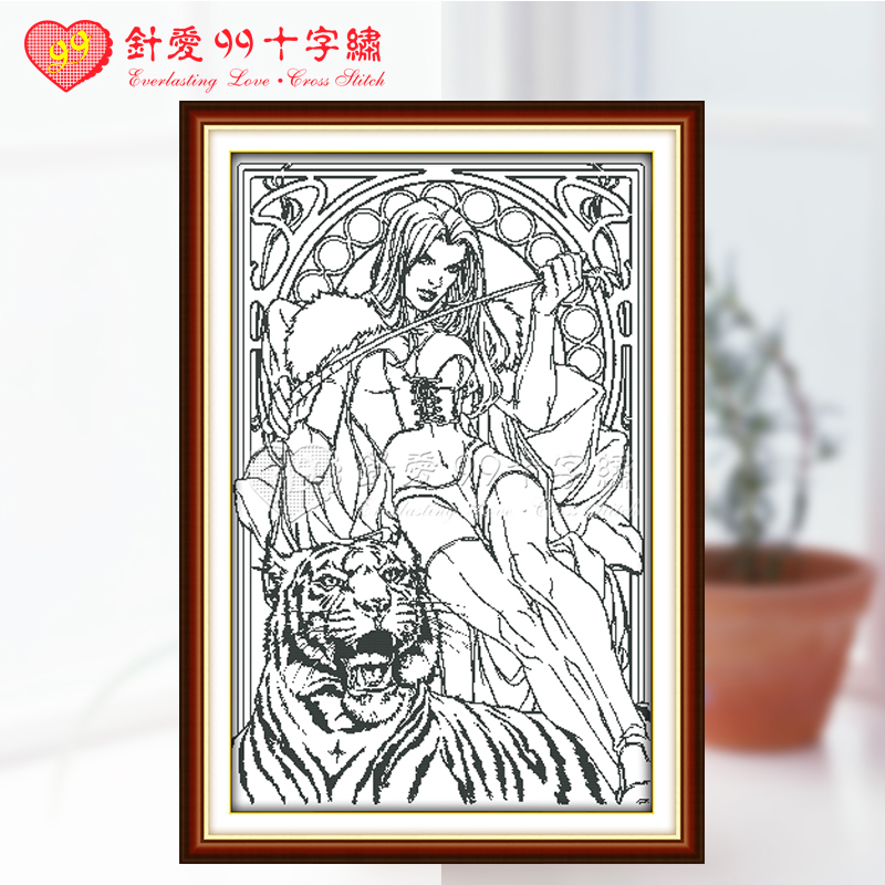 Вышитая картина Everlasting love cross love 990 stitch r279 99 вышитая картина rui cross stitch xr d0020 21 dmc ks