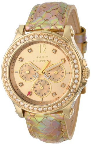 Часы JUICY Couture  1901062 Pedigree Gold серьги juicy couture wjw103 gold