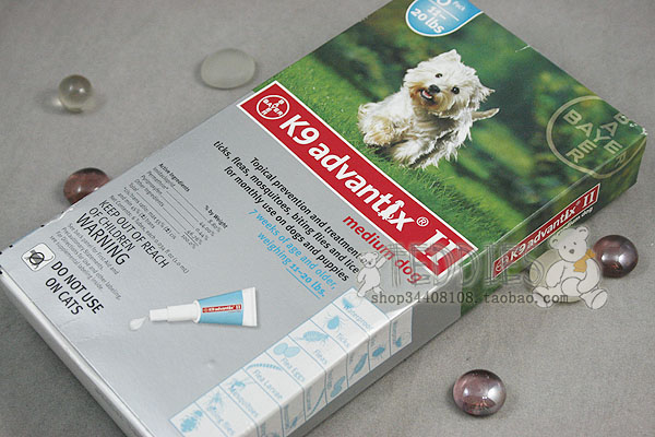 Наркотики Bayer  K9 ADVANTIX II  цены
