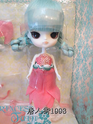 Сувенир   PULLIP DAL MINI FIGURE DOLL GROOVE INC US SELLER PRINCESS TU pullip alice du jardin