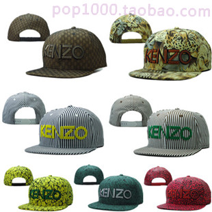 Головной убор Kenzo hip hop hats KENZO Snapback casquette polo hats for men black baseball caps golf hats outdoor gorras hip hop bone casual cotton sun dad hat snapback