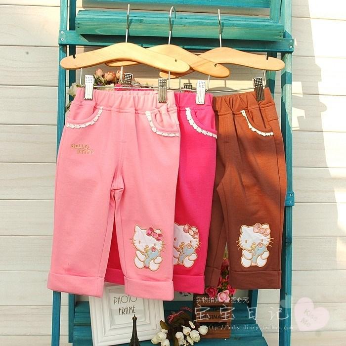 детские штаны Hello kitty 1410006015 Hello Kitty2014 1410006011