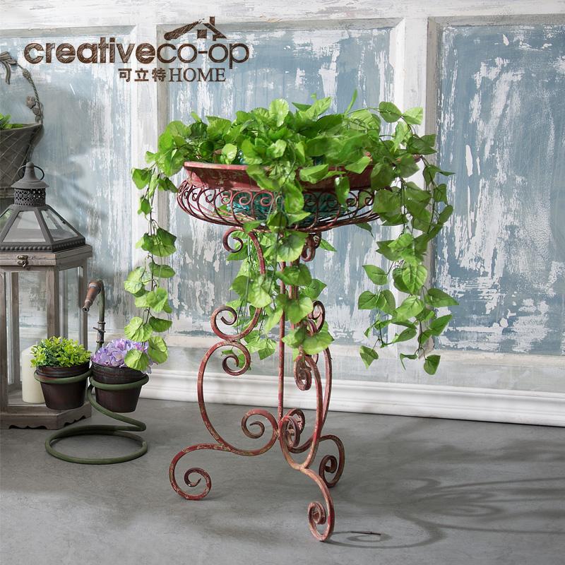 可立特 金属花盆架DA0134