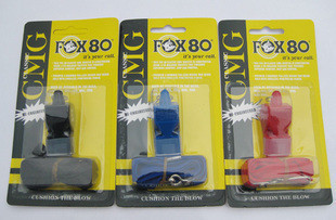 свисток Fox fox whistle fox80 FOX40
