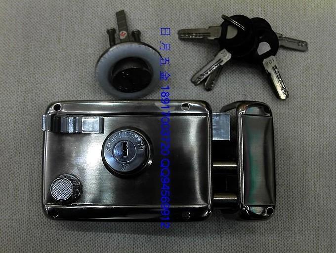 Замок дверной механический Chun force wang chun 9x3 5 5