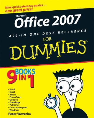 Office 2007 All-In-One Desk Reference For Dummi