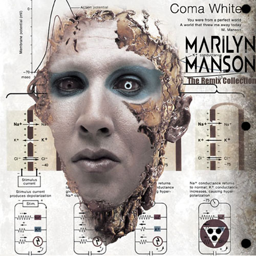 Музыка CD, DVD   Marilyn Manson The Remix Collection-2014 музыка cd dvd celine through the eyes of the world dvd