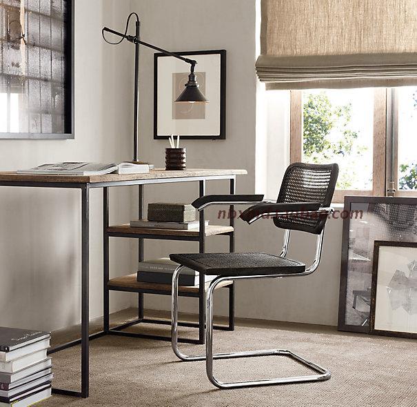 Компьютерный стол The accord wrought iron furniture