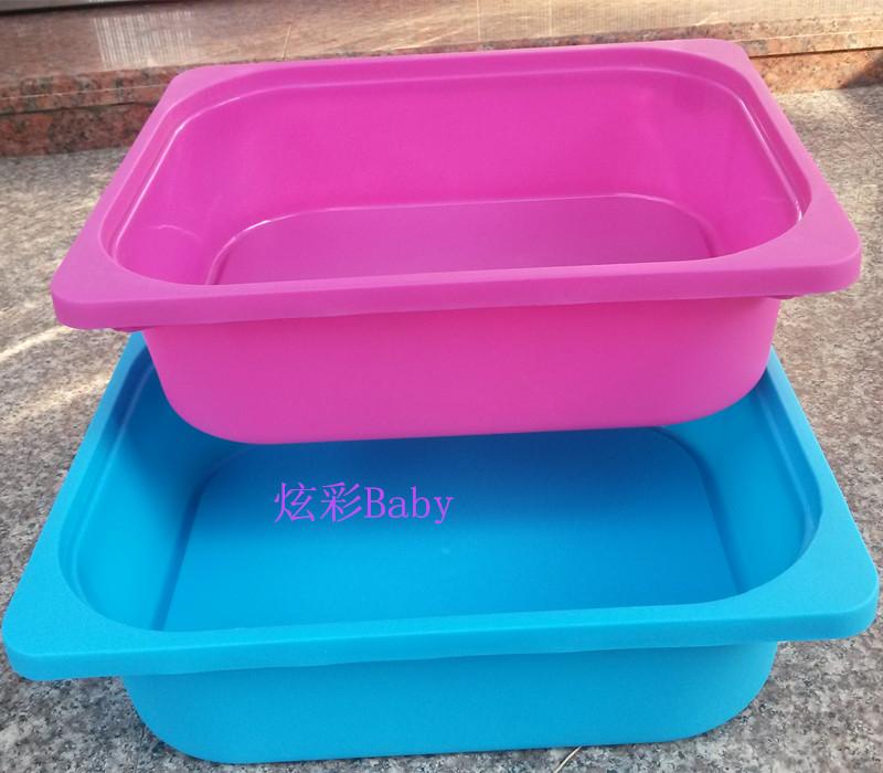 Стойки и коробки для детских игрушек