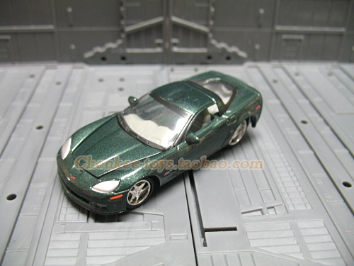 Модель машины OTHER 1/64 Corvette Z06 2007 машина new bright р у corvette z06 красный