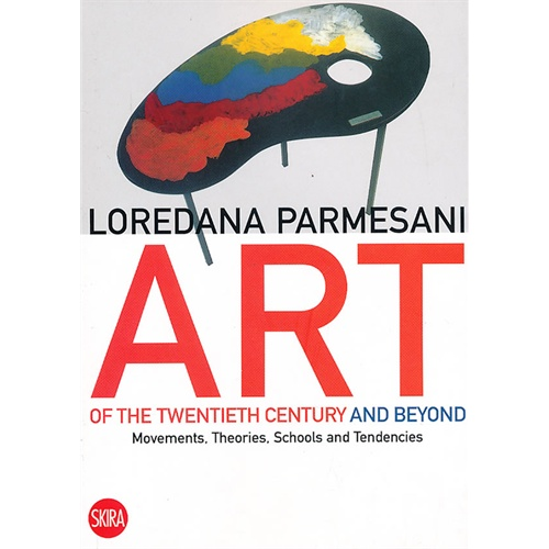 ART OF THE TWENTIETH CENTURY AND BEYOND Loredana Parmesani casio mrw 200h 4b