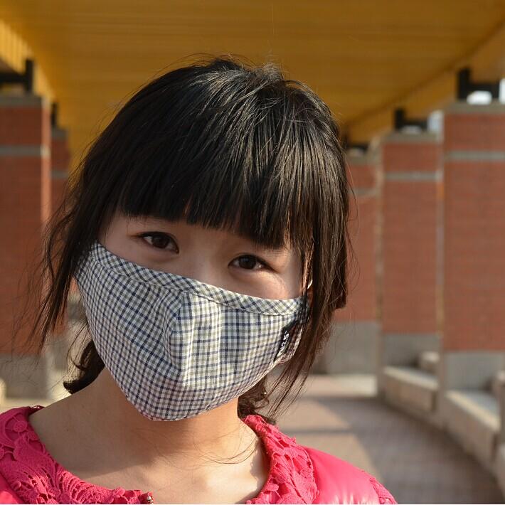 Защитная маска Green Shield 2.5 PM2.5 Green Shield