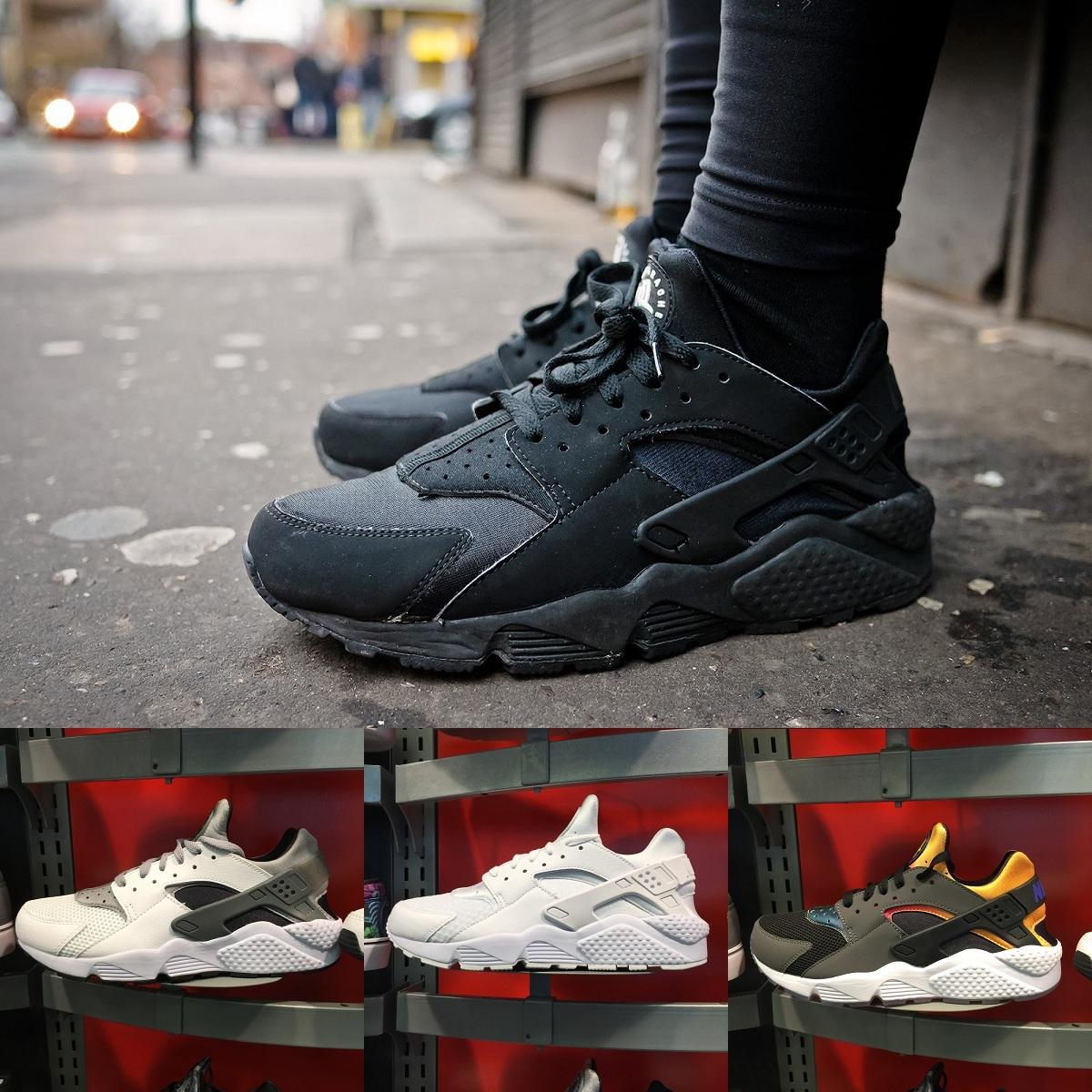 Кроссовки Nike Air Huarache 318429