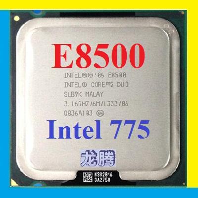 Процессор Intel E8500 CPU E8400 процессор intel e8500 cpu 775 eo