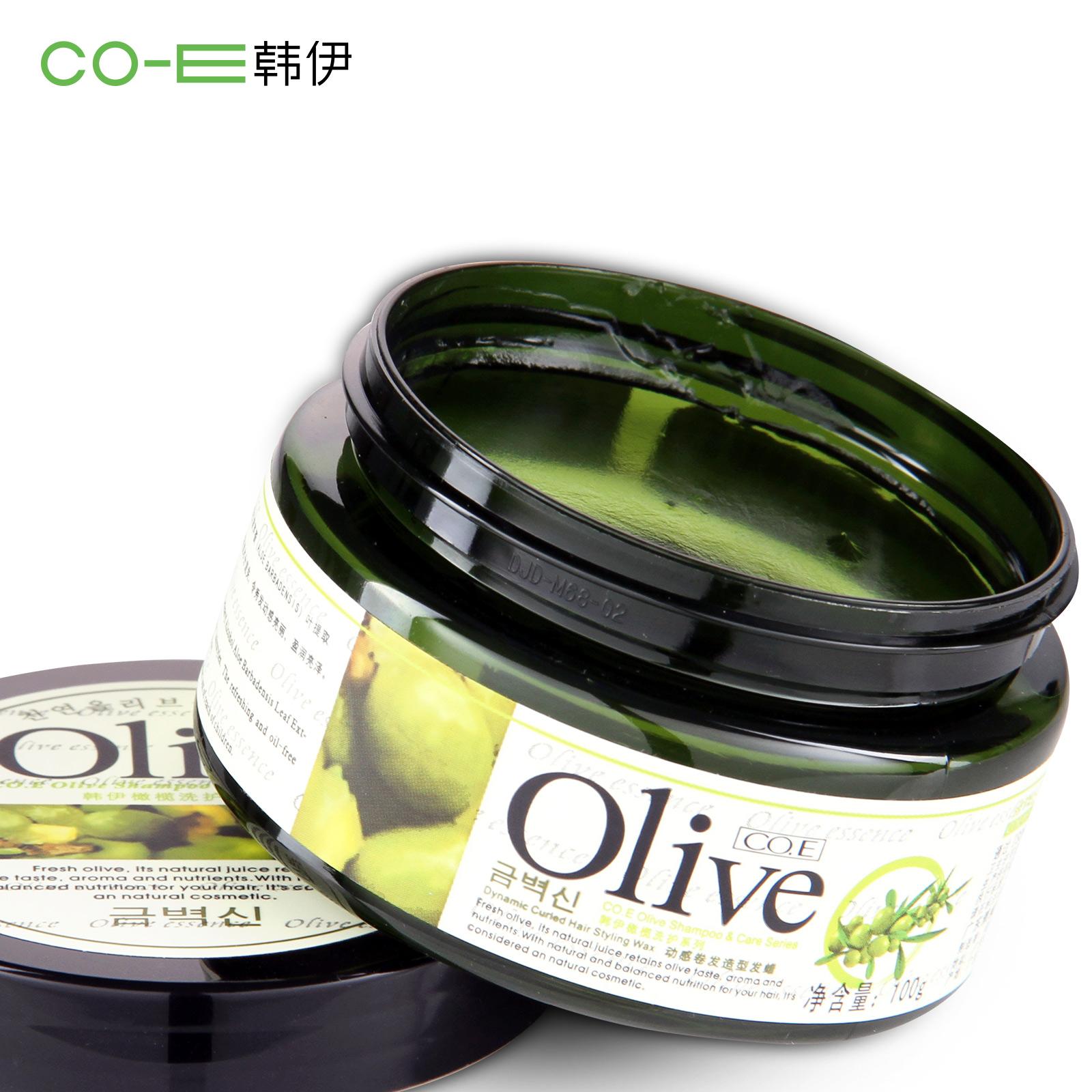 Аксессуары для укладки волос Co. e Olive 100g шампунь co e 500ml