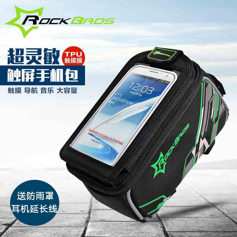 велосипедная сумка Rockbros 016/4/bl GPS