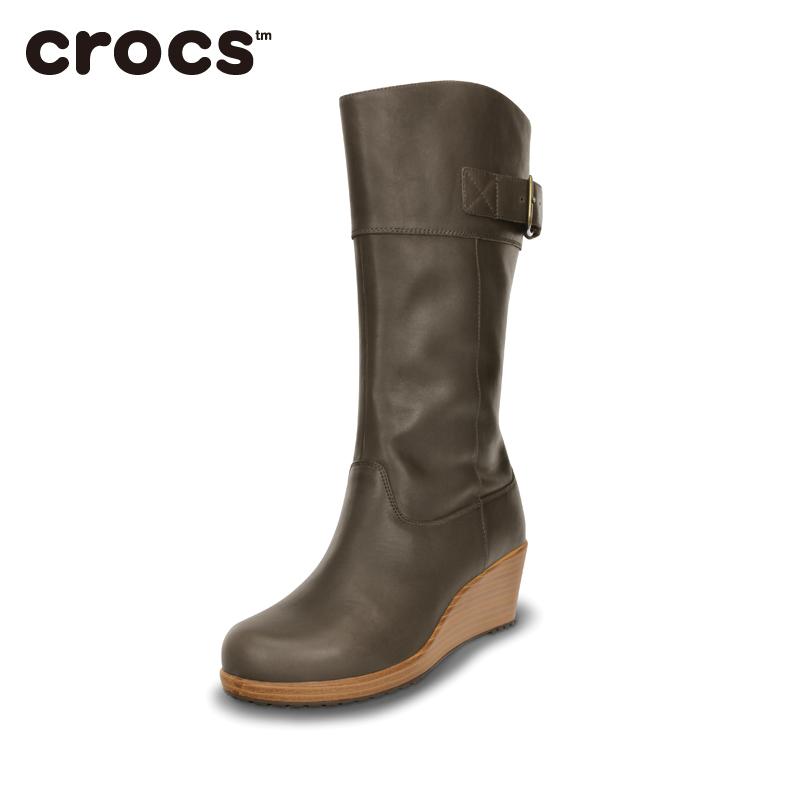 Женская обувь крокс купить