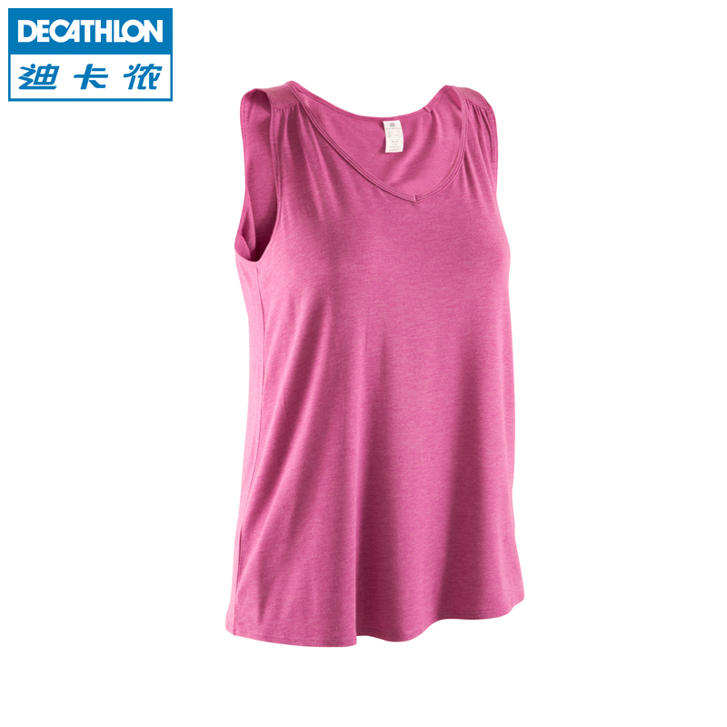 Спортивная футболка Decathlon  DOMYOS WA спортивная футболка decathlon  105814 tribord