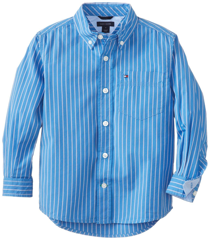 Рубашка детская Tommy hilfiger 2014 2-7 рубашка детская tommy hilfiger 2014 2 7