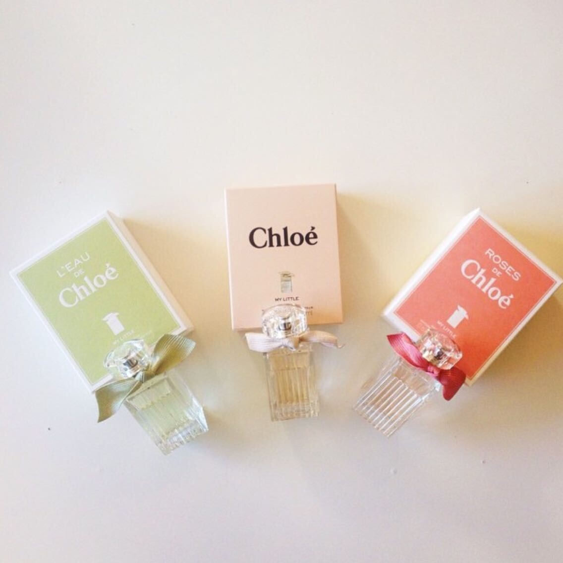 Духи Chloe MY LITTLE 20ml ceeture 20ml