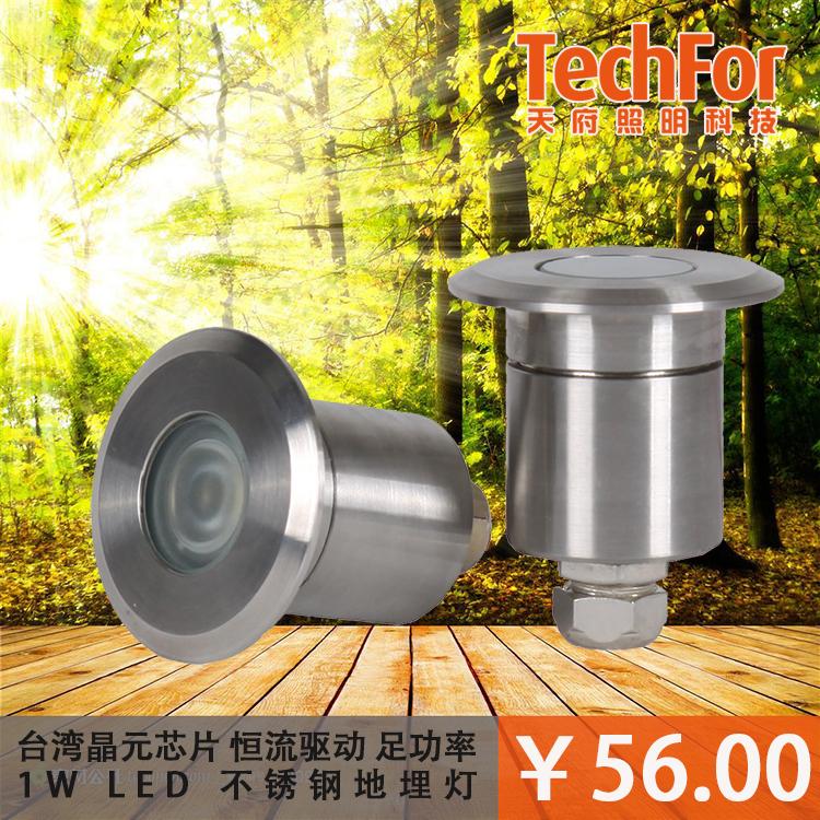 Ландшафтное освещение Techfor LED1W ландшафтное освещение starlight 192pcs 0 8 ip65 stc 192 0 8 blue