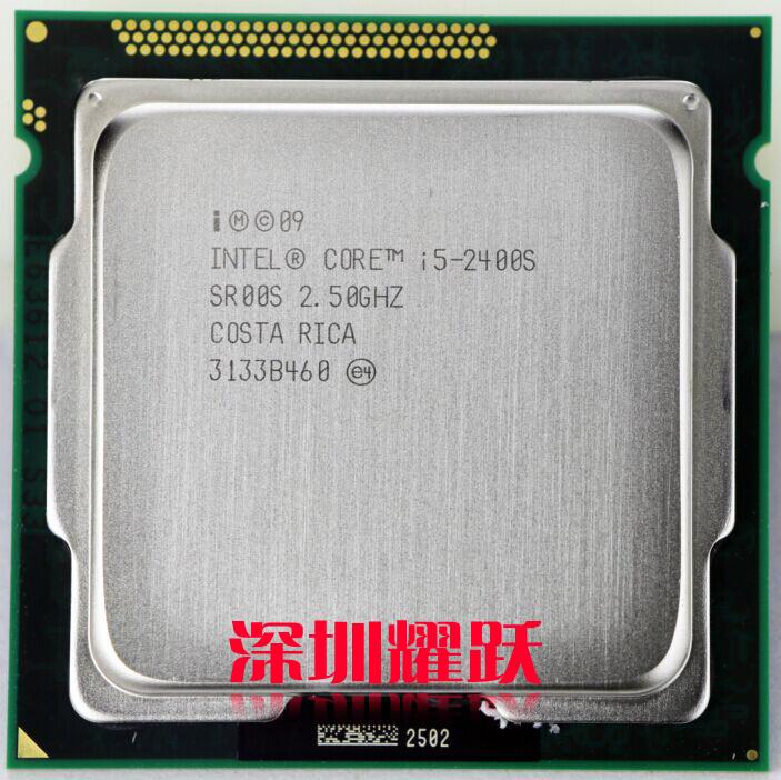 Процессор Intel  I5-2400s CPU пленка для ламинирования office kit а6 100мик 100шт 111х154 глянцевая plp111 154 100