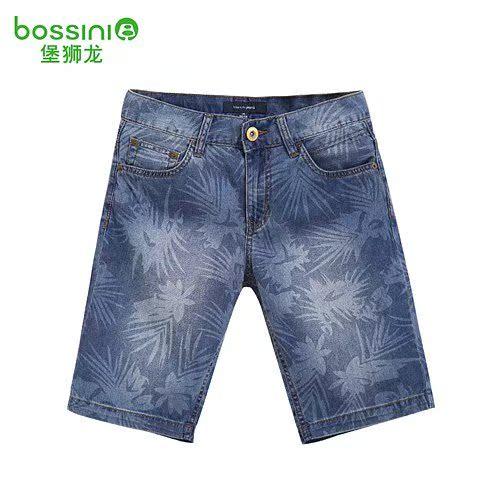 Джинсы мужские Bossini 614213020 53 bossini брюки bossini 51 41290 00 990 черный