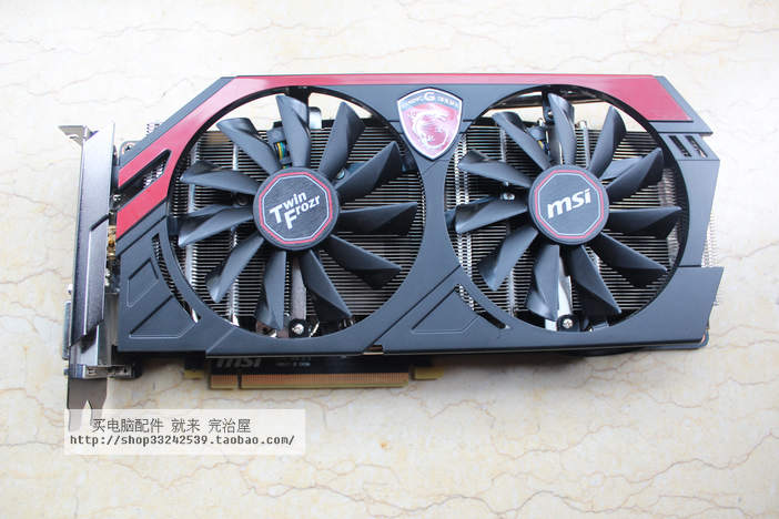 Видеокарта MSI  GTX780Ti Gaming 384BIT видеокарта 6144mb msi geforce gtx 1060 gaming x 6g pci e 192bit gddr5 dvi hdmi dp hdcp retail