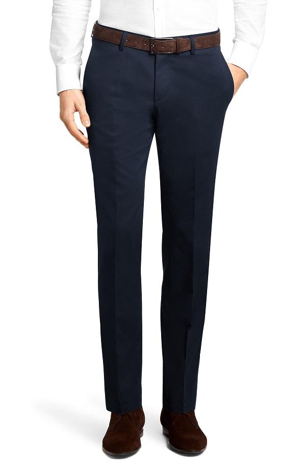 Классические брюки Hugo Boss 50286811 HugoBoss Genesis2 15