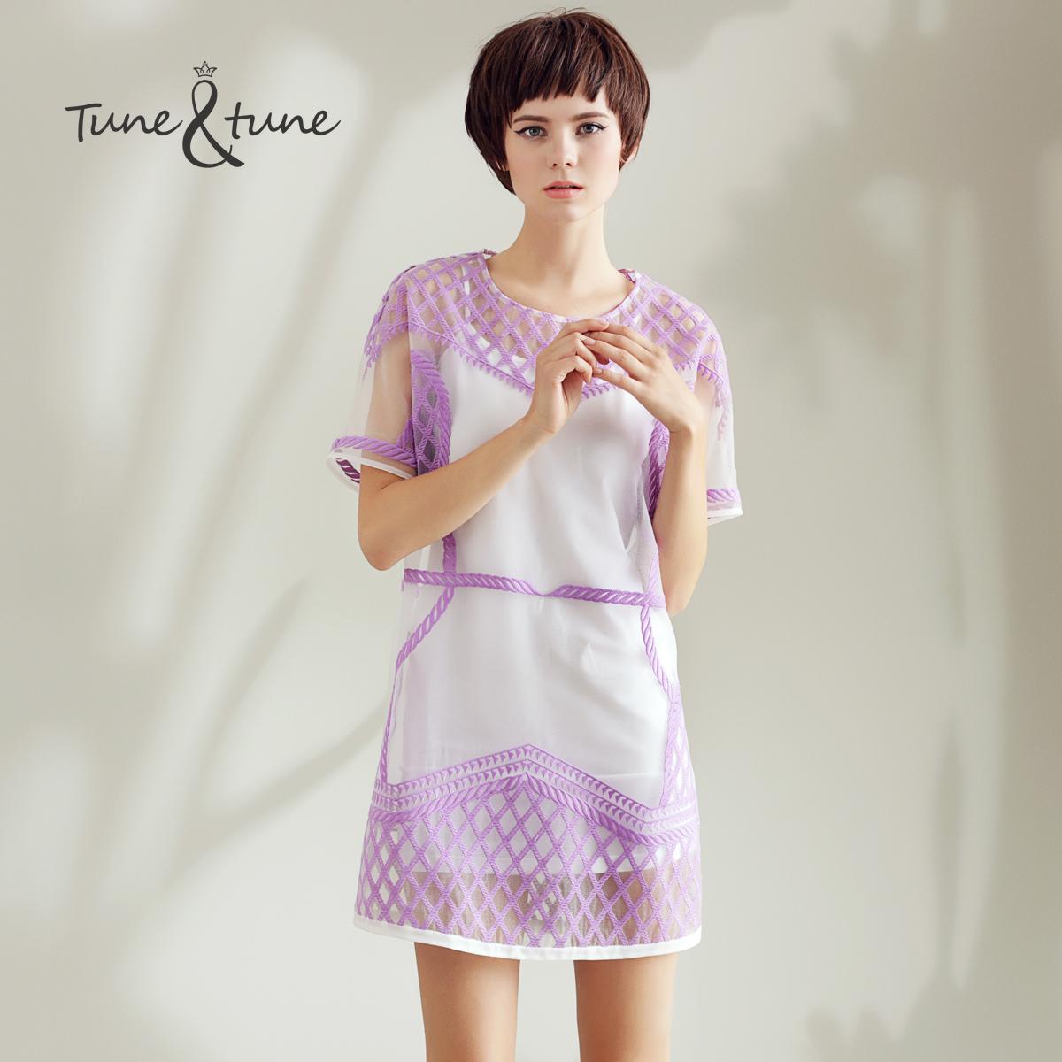 все цены на  Женское платье Tune tune t52853 2015  онлайн