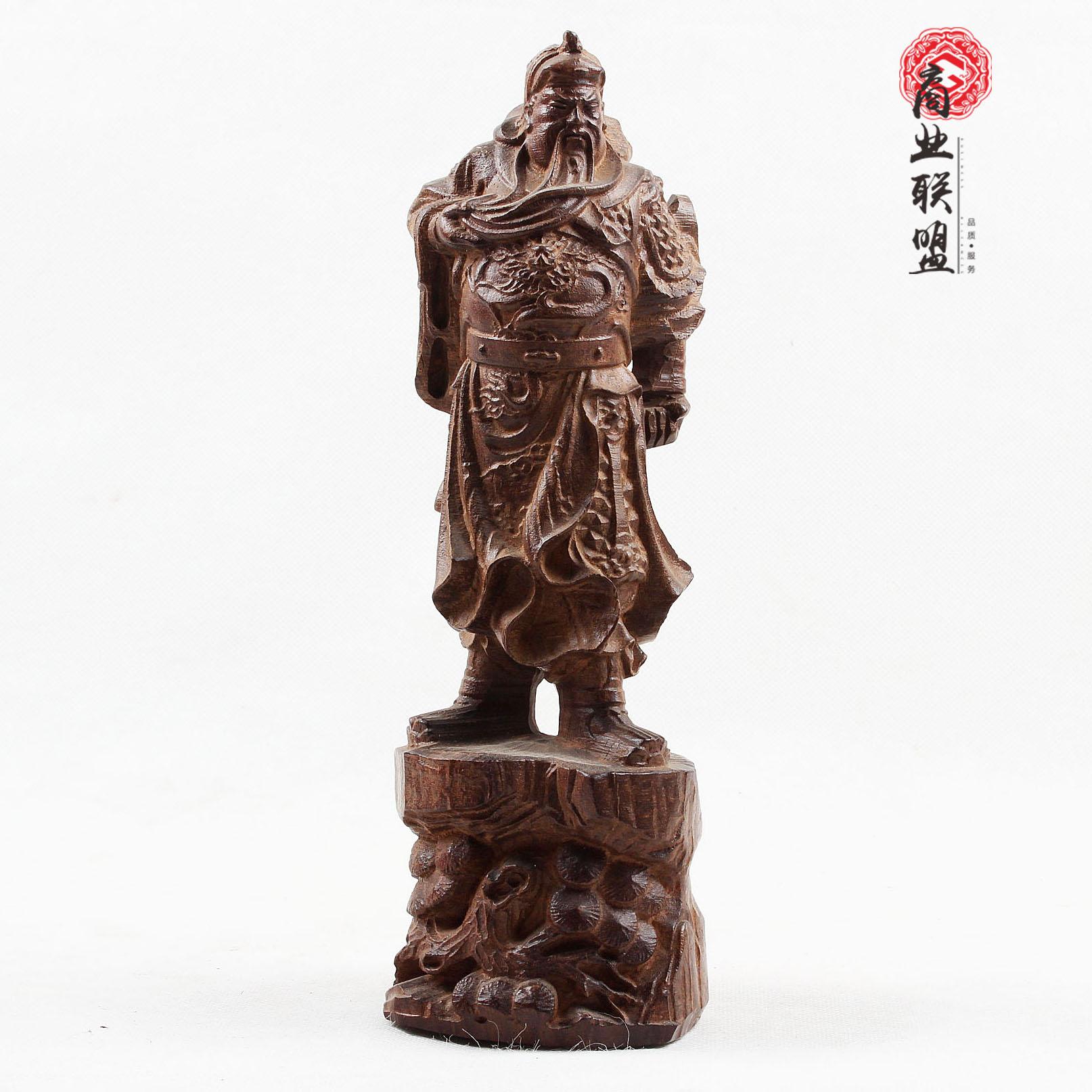 Деревянная резная фигурка A wood carving m/11014