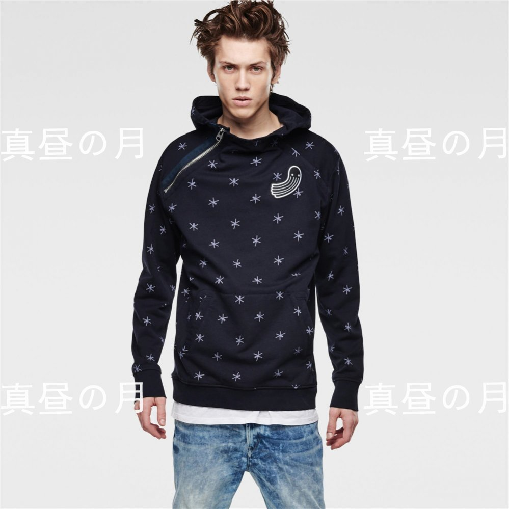 Толстовка G/star raw G-Star Raw FOR THE OCEANS B85010.6974.4213 джинсы g star raw 51030 6090 071