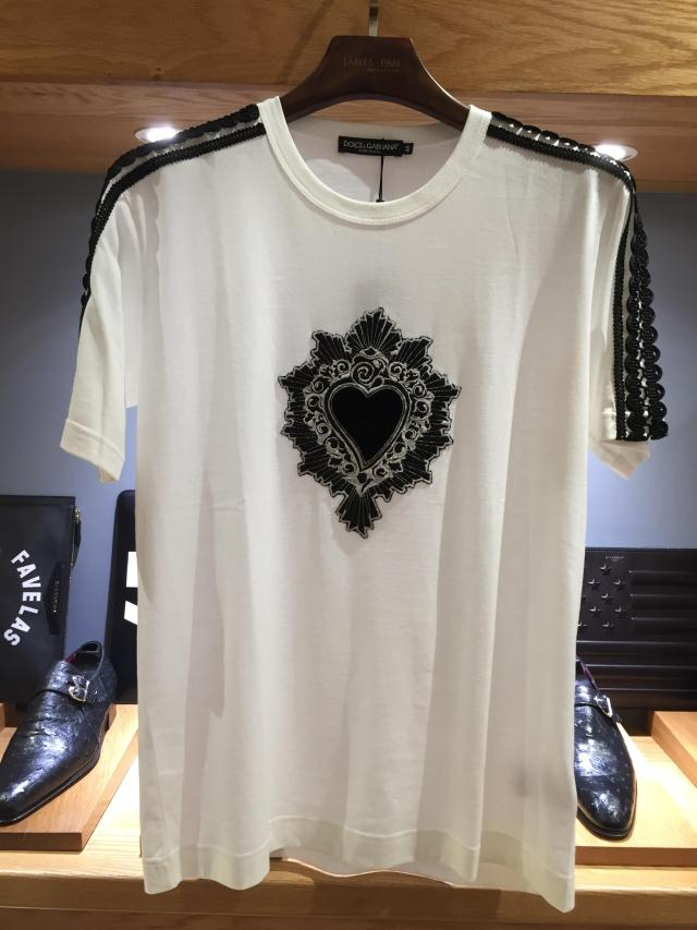 футболка мужская dolce Футболка мужская Dolce & Gabbana g8fj5t Dolce&Gabbana 15