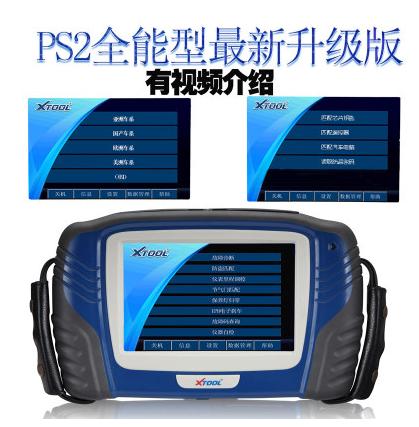 Диагностический комплекс   PS2