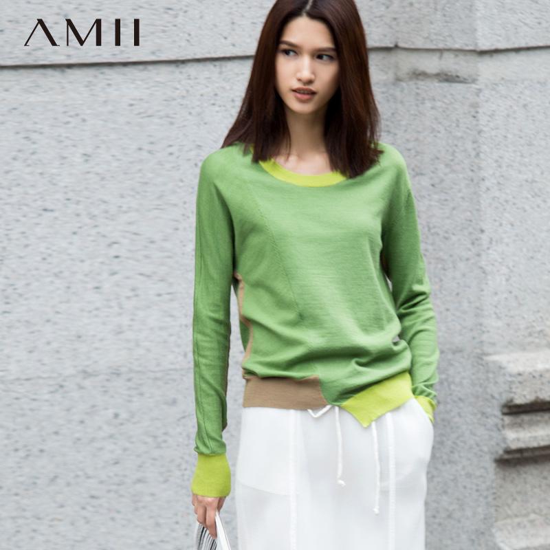 Свитер женский Amii 11480054 2014 свитер женский 2014 100
