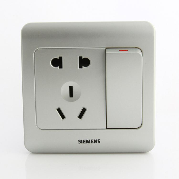 Розетка с выключателем Siemens siemens lc67bf532