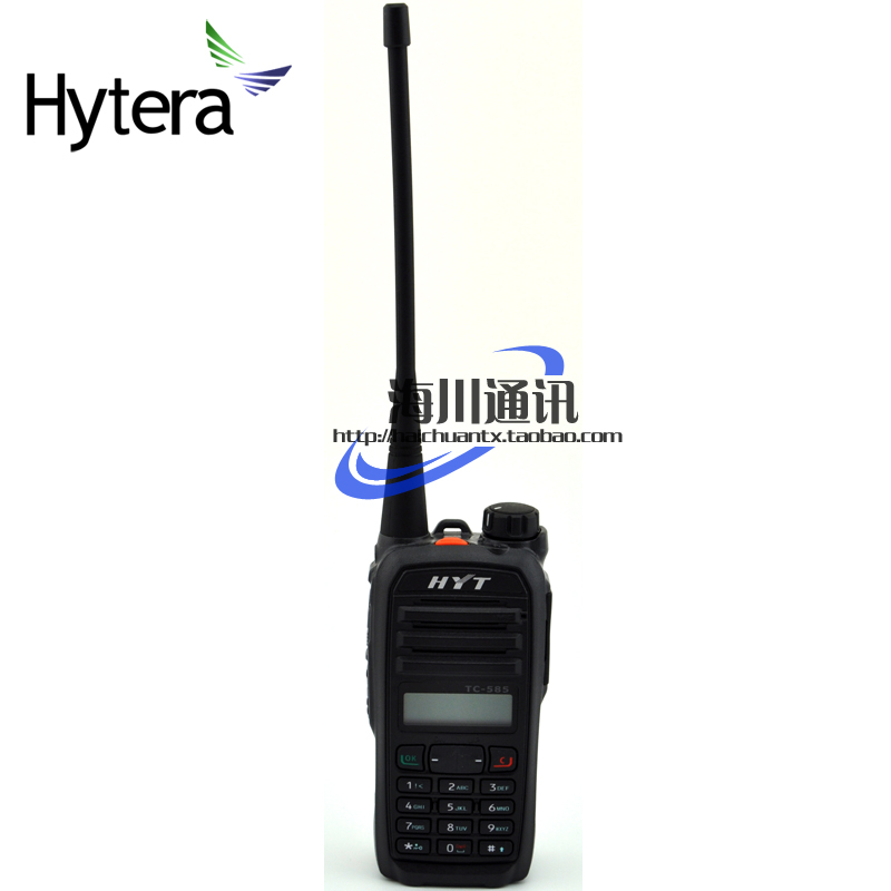 Рация  TC/585 HYT TC-585 TC585 tc helicon voicetone x1