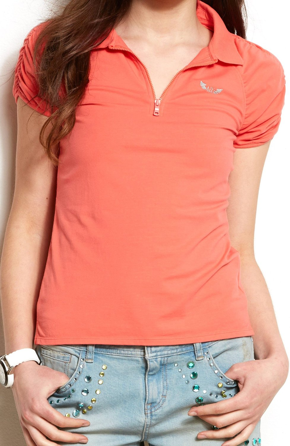 Футболка Armani Exchange Polo armani exchange ax4354