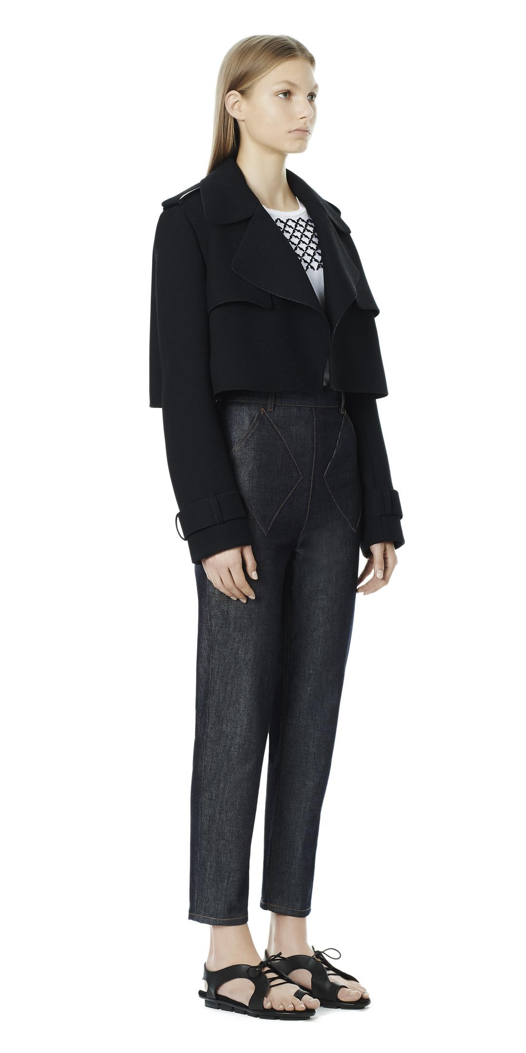 где купить  Джинсы женские Balenciaga  36639246dj  по лучшей цене
