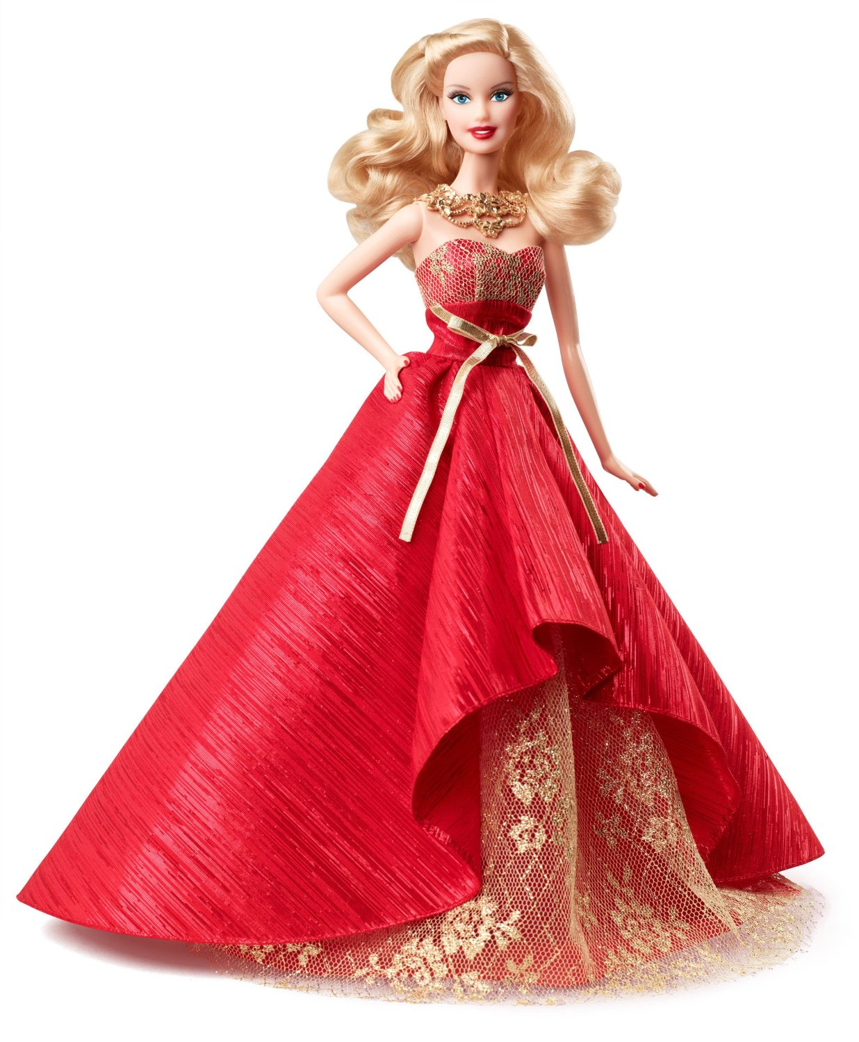 кукла Barbie  Collector 2014 Holiday Doll 2014