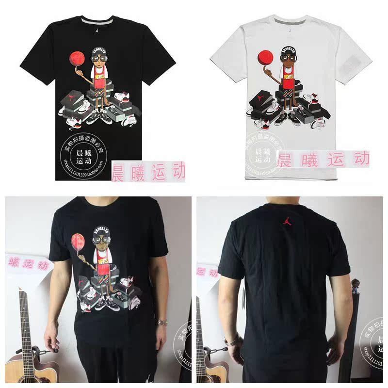 Спортивная футболка AJ JORDAN MARS SNEAKER ROOM 617117 приключения шерлока холмса собака баскервилей