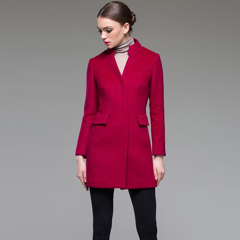 женское пальто 2015