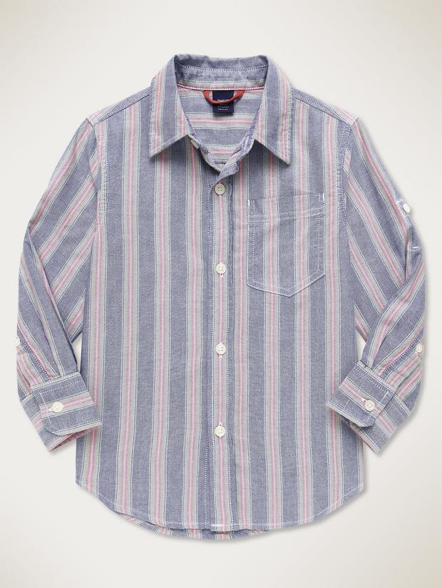 Рубашка детская GAP  229 726981 рубашка мужская gap 142643 349