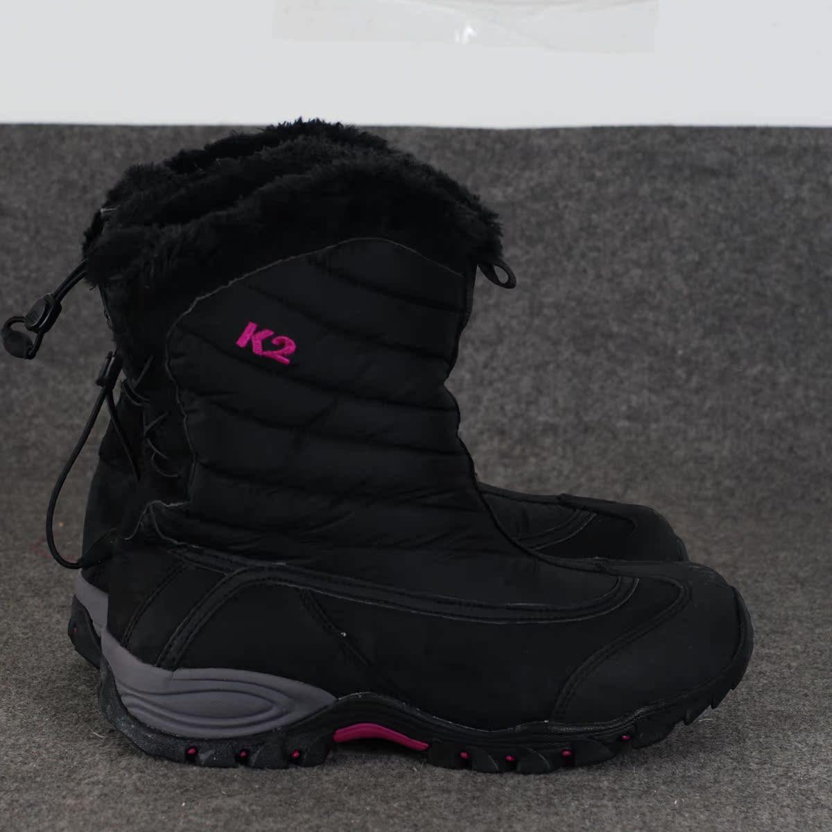 Зимние ботинки K  15108