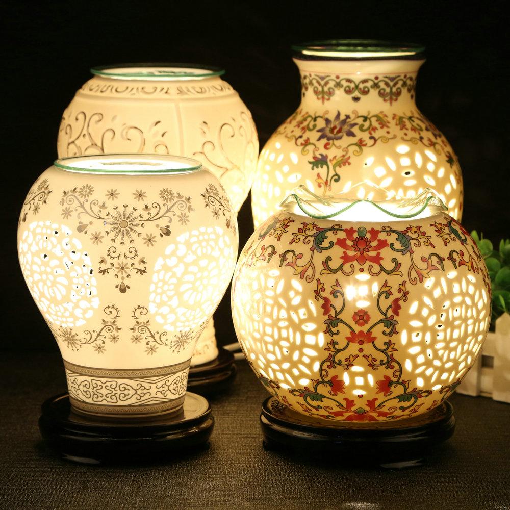 Ароматическая лампа, посуда Fang Xi ароматическая лампа посуда hong l53009