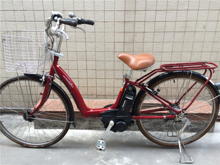 Велосипед женский Yamaha 2012 26