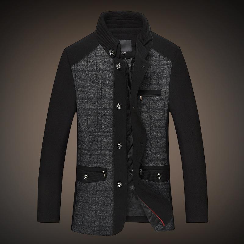 Пальто мужское Cheng Xiang garments 5518 2014 cheng pk