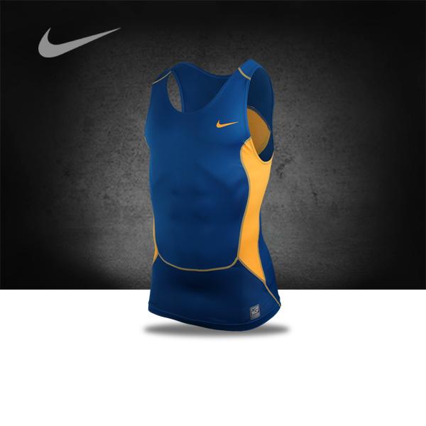 все цены на Спортивная футболка Nike  PRO COMBAT HYPERCOOL 2.0 520322 онлайн