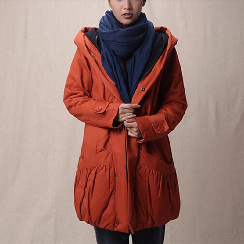 Женская утепленная куртка Qilijie 993 2014